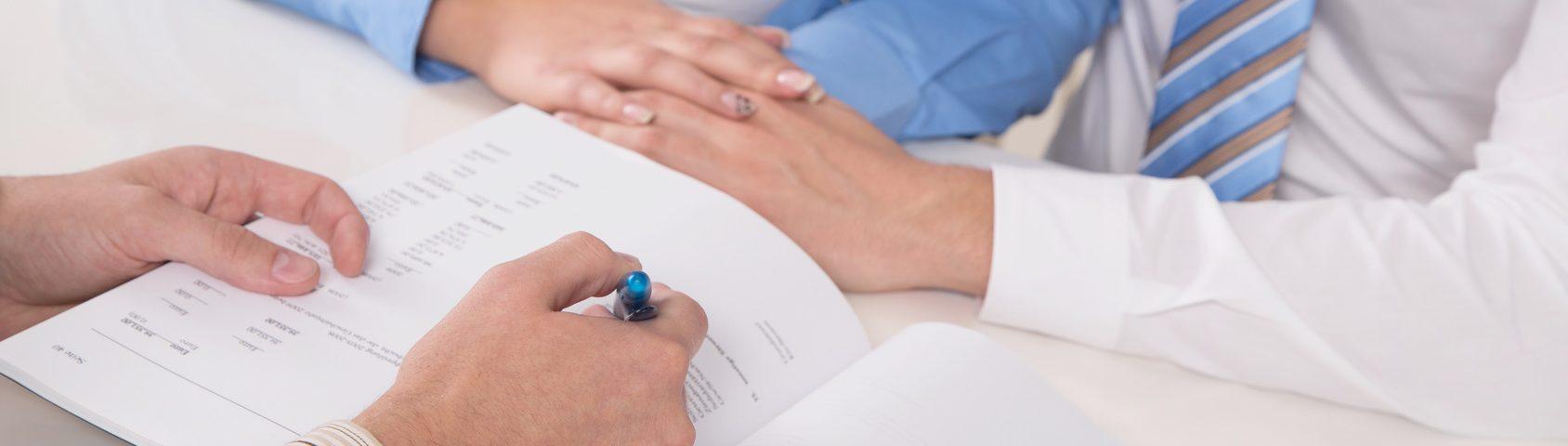 Ausführliche Beratung in Versicherungsthemen