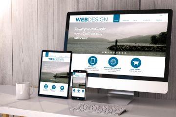Optimale Darstellung der Webseiten mit responsiven Design